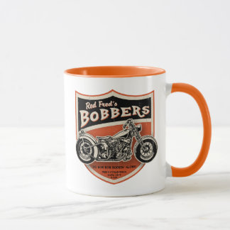 Red Fred's Bobbers Mug