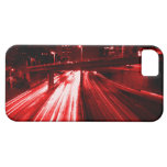 Red Freeway iPhone 5 Cover