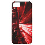 Red Freeway iPhone 5C Covers