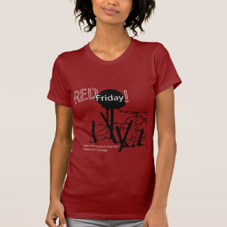 Red Friday T Shirt