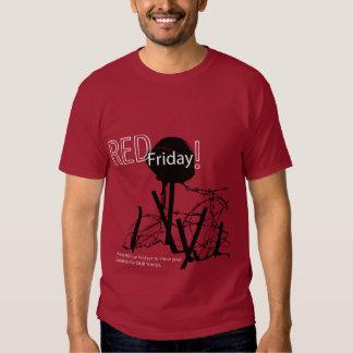 Red Friday Tshirt