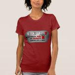 Red Fridays Ladies T Shirt