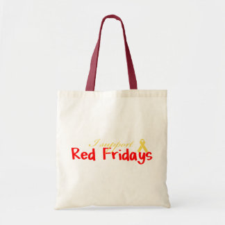 Red Fridays Tote 2 Bag