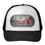 Red Fridays Trucker Cap Hat