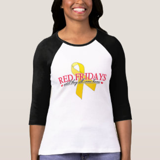 Red Fridays T-shirts
