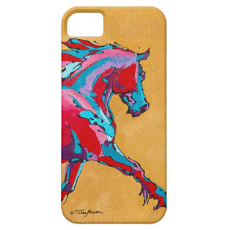 Red Friesian iPhone 5 Barely There case
