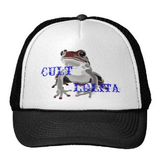 Red frog CAP Trucker Hat