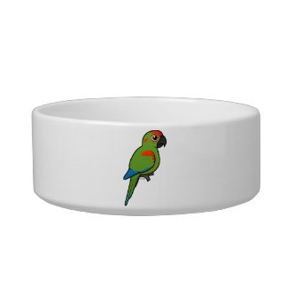 Red-fronted Macaw Bowl