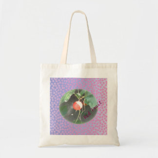 Red Fruit Tote Bag