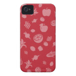 Red fruity iPhone 4 Case-Mate cases