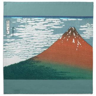 Red Fuji American MoJo Napkins