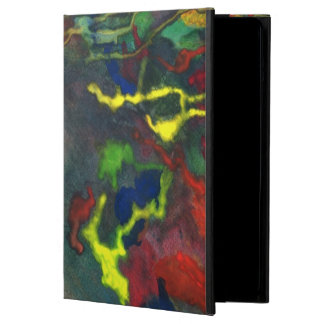 Red Fusion iPad Air Covers
