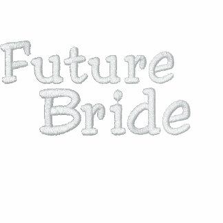 Red Future Bride Polo