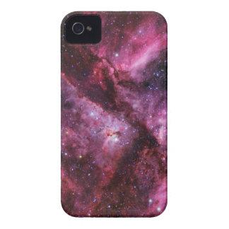 Red Galaxy iPhone 4 Case-Mate Case