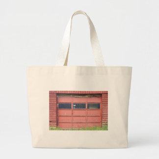 Red Garage Door Bags