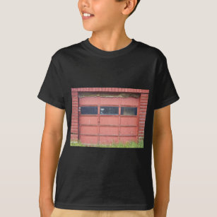 Lovely Red Garage Door T Shirt
