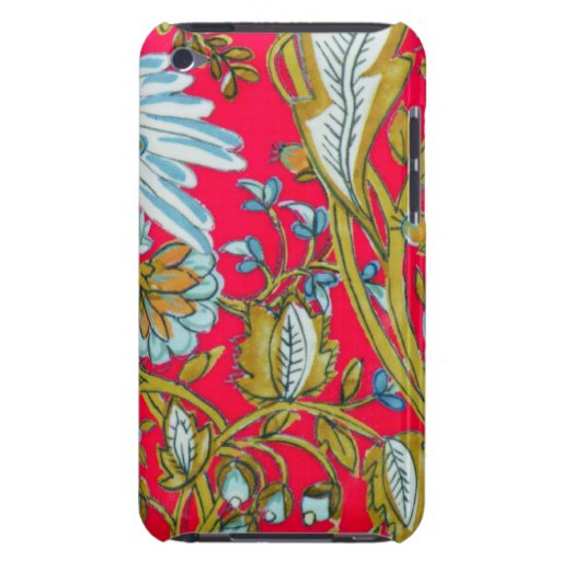 Red Garden Case-Mate iPod Touch Case