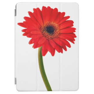 Red  Gerber Daisy Flowers Floral Daisies Flower iPad Air Cover