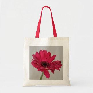Red Gerbera Daisy Bag