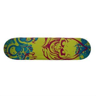 Red Ghost Skateboard