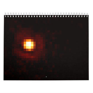 Red Giant Star Mira and Its Companion Calendar