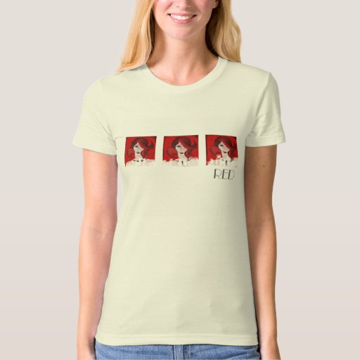 Red Girl T-Shirt