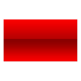 Red Glass Background Pattern Business Card