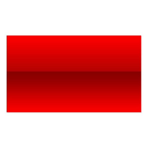 Red Glass Background Pattern Double-Sided Standard Business Cards (Pack Of 100)