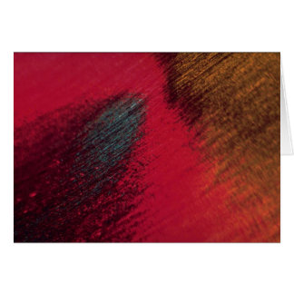 Red gleam cards