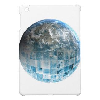 Red global de la tecnología del negocio con