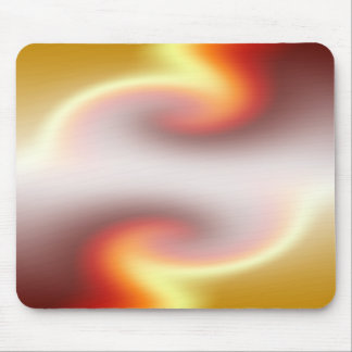Red Glory Fade Mouse Pad