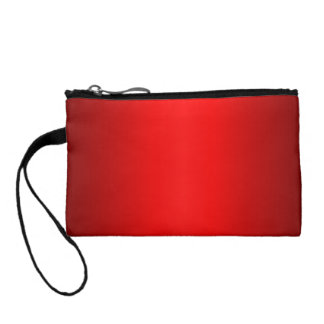 Red Glow Coin Purse