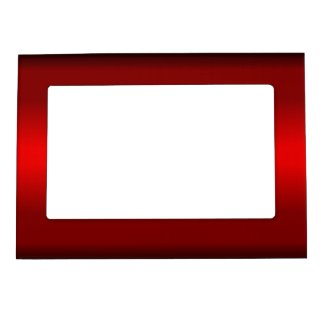 Red Glow Magnetic Picture Frame
