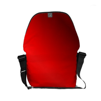 Red Glow Small Messenger Bag