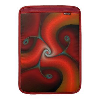 Red gnarls Rickshaw Sleeve Sleeve For MacBook Air