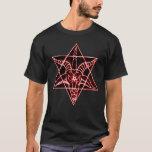 Red Goat Of Mendez Symbol Tee