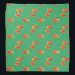 "red goldfish bandana<br><div class=""desc"">This is customizable.</div>"