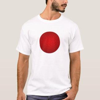 Red Golf Ball T-Shirt