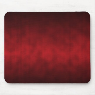Red Gothic Ombre Background Art Mouse Pad