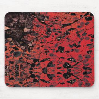 Red Granite Mousepad