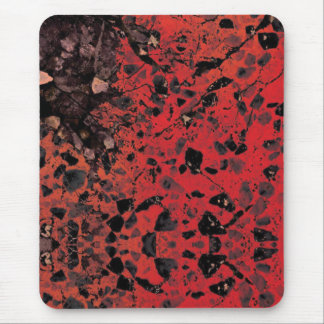 Red Granite Mousepad
