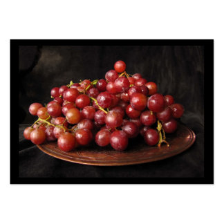 Red Grapes ATC Large Business Cards (Pack Of 100)
