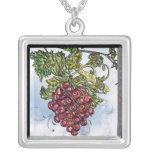 Red Grapes Jewelry