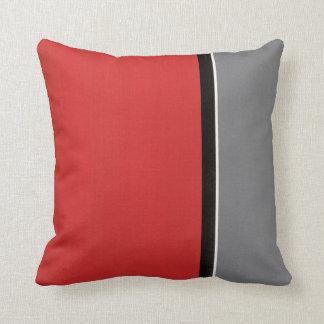 Modern Red Pillows : Modern Pillows - Decorative & Throw Pillows Zazzle
