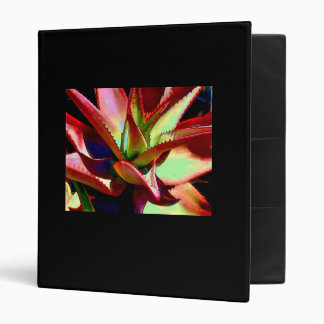 Red & Green Agave Binder
