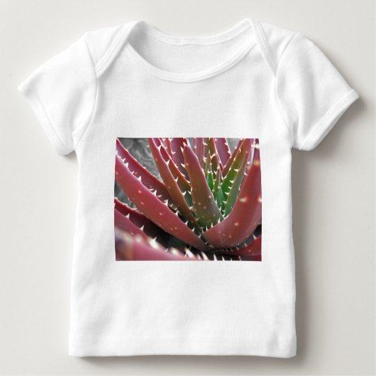 Red-Green Aloe Baby T-Shirt