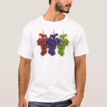 Red Green and Purple Grapes T-Shirt