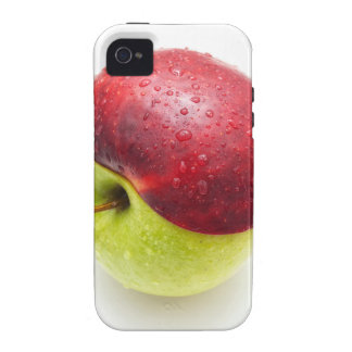 Red green apple.jpg vibe iPhone 4 cases