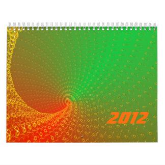 Red-green Calendar