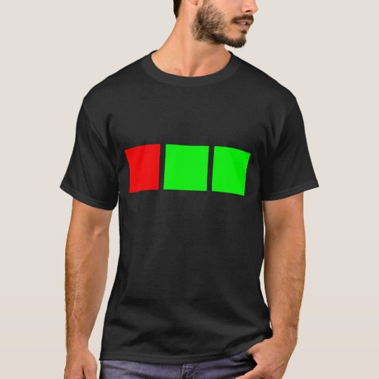 Red Green Green T-Shirt